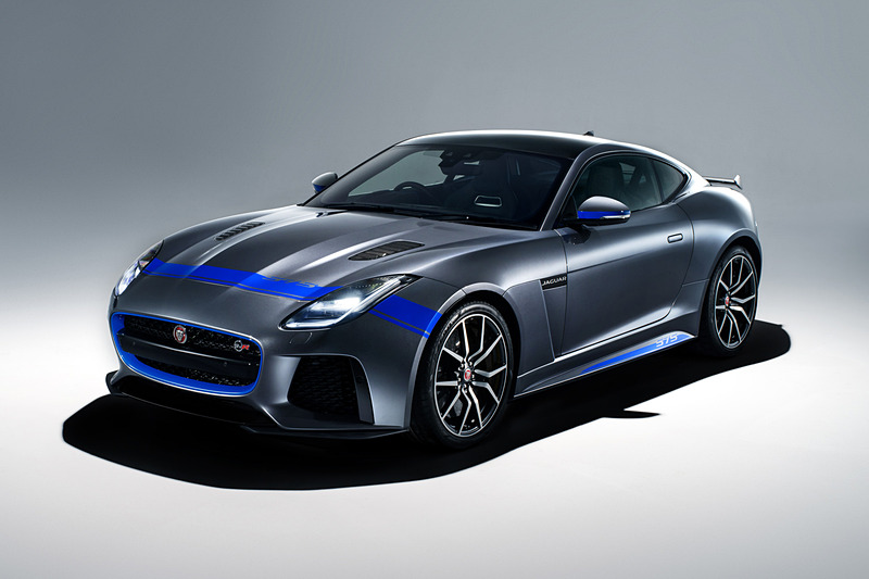 F-TYPE SVR Graphic Pack