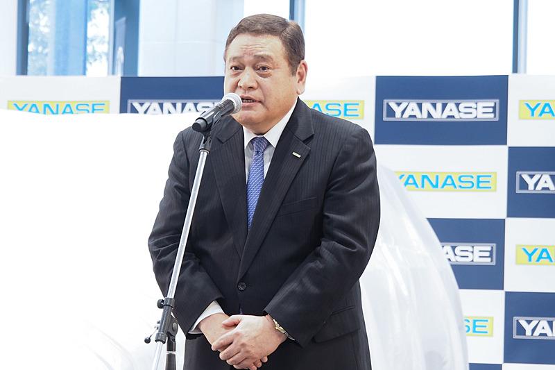 株式会社ヤナセ 代表取締役社長 井出健義氏