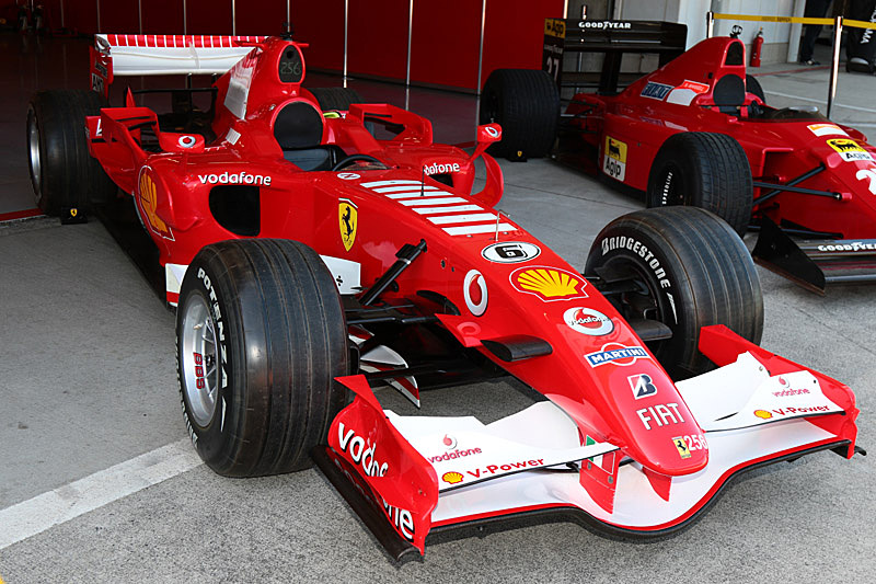 フェラーリ248F1
