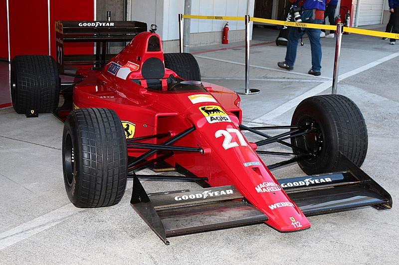 フェラーリ640