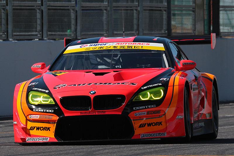 ARTA BMW M6 GT3は高木選手
