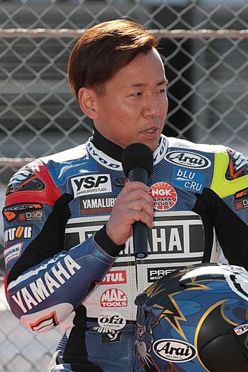 中須賀克行選手