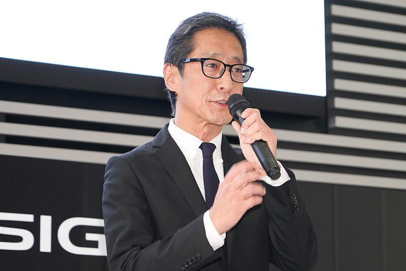 株式会社SUBARU 広報部 部長 岡田貴浩氏