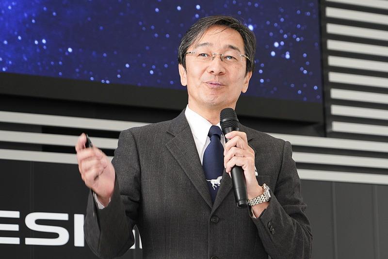株式会社SUBARU 商品企画本部 デザイン部 デザイン部長 石井守氏