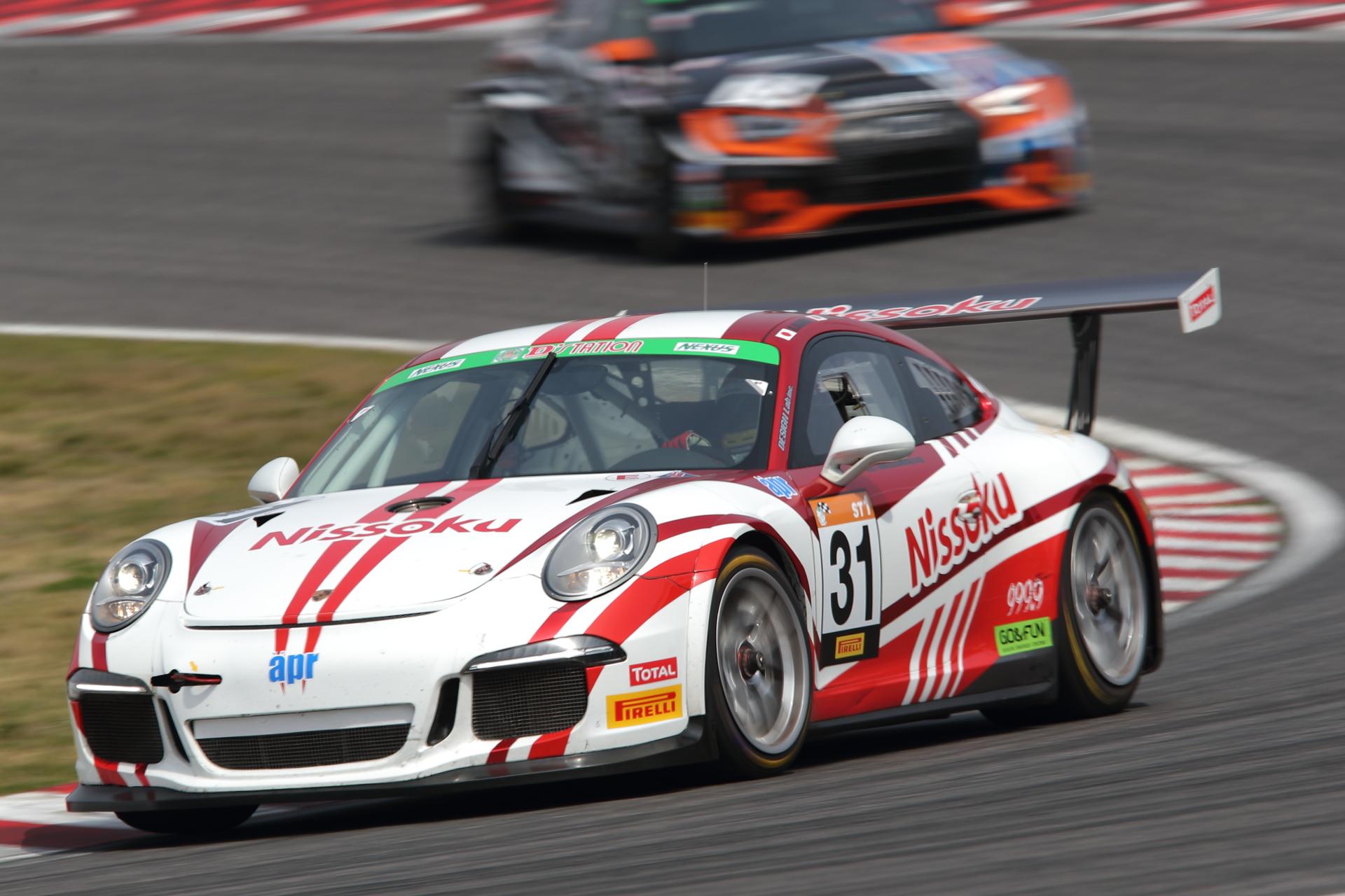 No.31 Nissoku Porsche991GT3 Cup(991Cup)JACK/影山正美/富田竜一郎