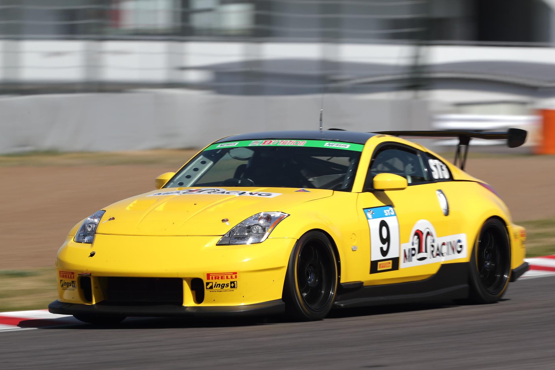 8位 No.9 MP Racing ワコーズEDニルズ(Z33)JOE SHINDO/柴田優作/井上恵一