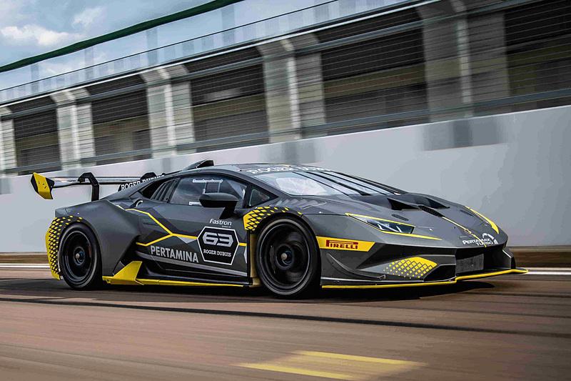「ウラカン スーパートロフェオ EVO」が、4月14日~15日(現地時間)に開催される「ランボルギーニ・スーパートロフェオ・アジア」でレースデビュー