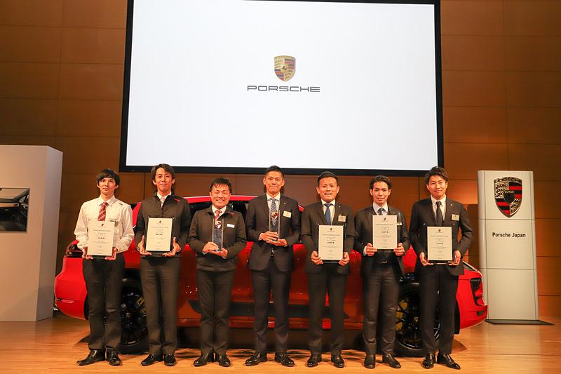 「Porsche Brand Behavior Contest」の入賞者たち