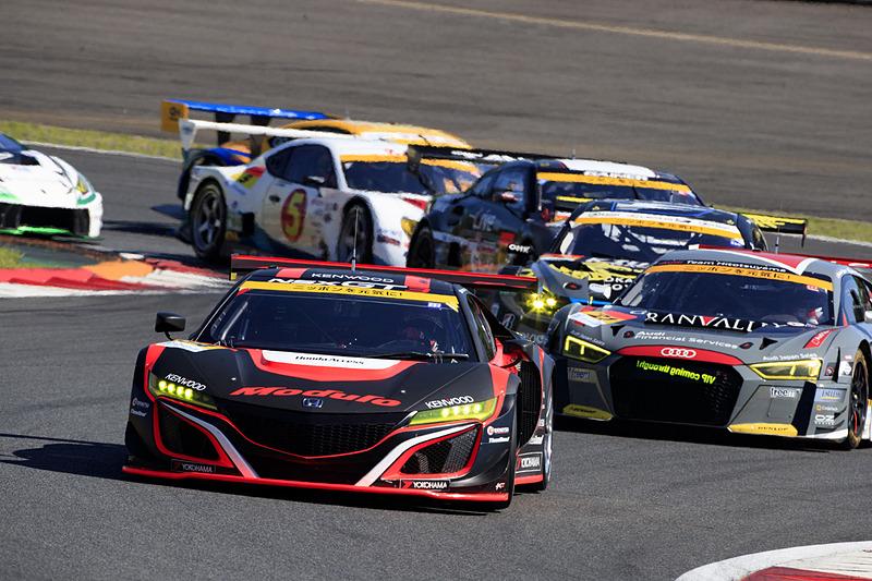 SUPER GT FUJI 500km RACEがいよいよスタート