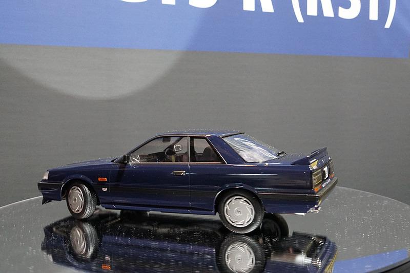 24分の1スケールモデル「スカイライン GTS-R(R31)」