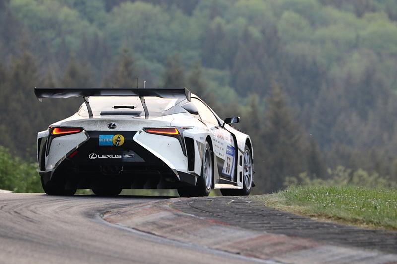 TOYOTA GAZOO Racingの56号車 Lexus LC