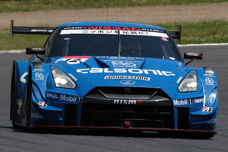 12号車 カルソニック IMPUL GT-R(佐々木大樹/ヤン・マーデンボロー組、BS)