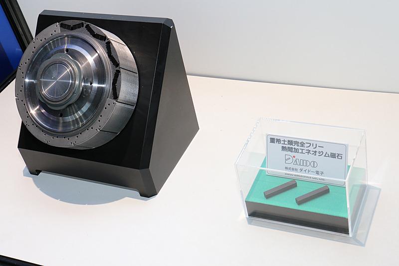 5月23日に開幕した「人とくるまのテクノロジー展 2018 横浜」の会場の様子