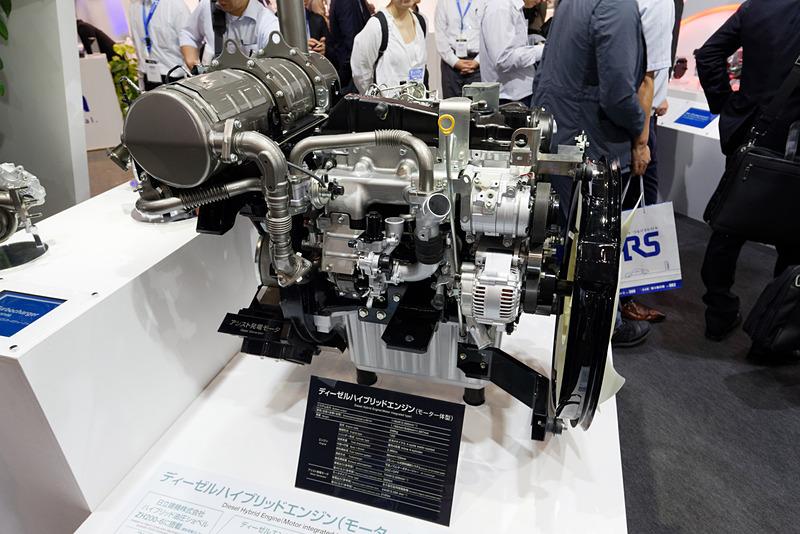 豊田自動織機として初めての建機向けエンジン