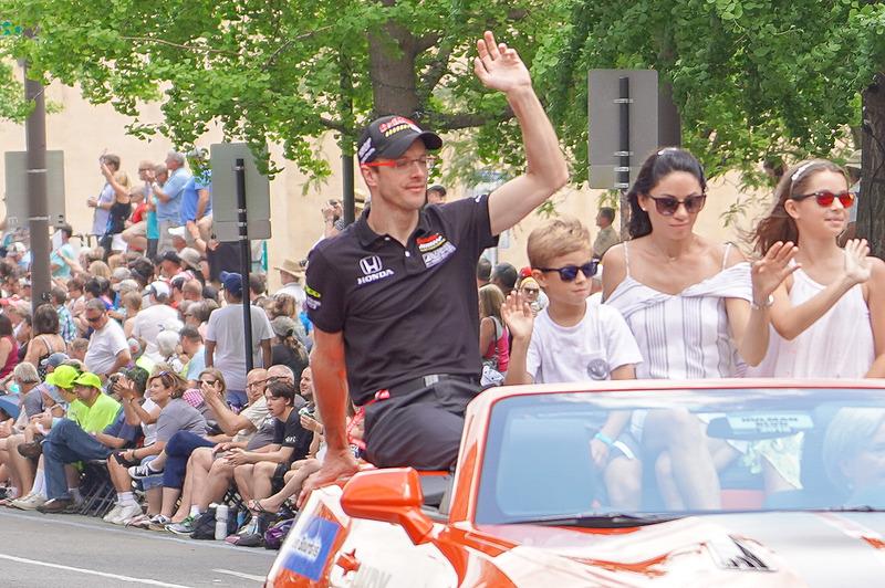 かつてはF1も走っていたセバスチャン・ブルデー選手