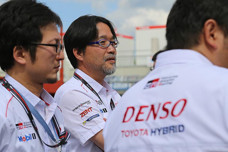 TOYOTA GAOO Racingのチーム代表である村田久武氏