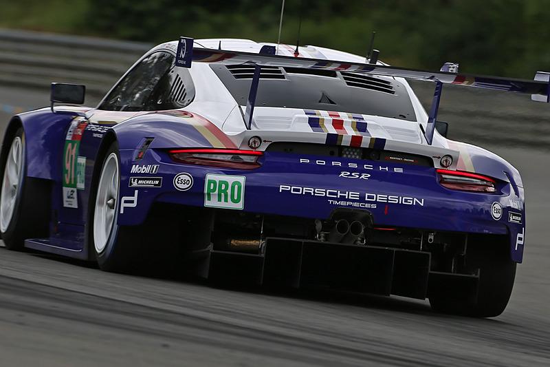 91号車 ポルシェ 911 RSR