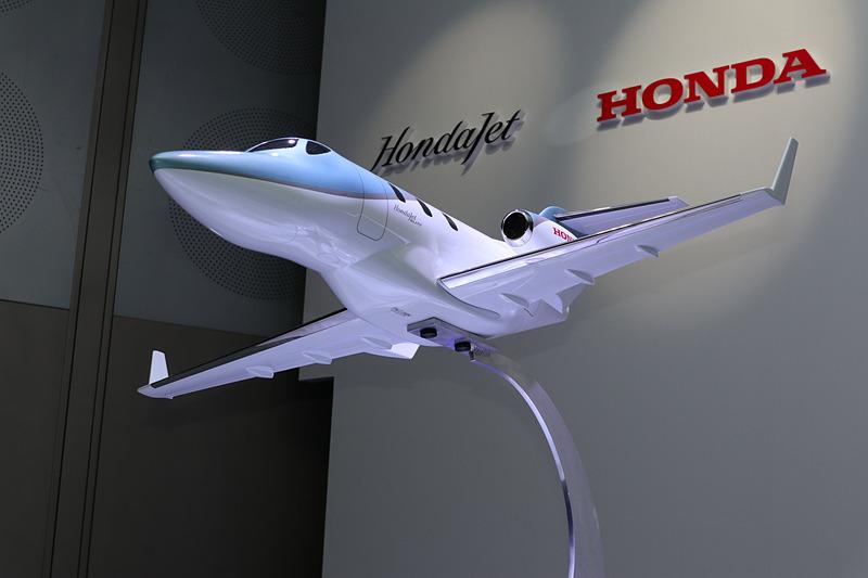 HondaJet Eliteの模型