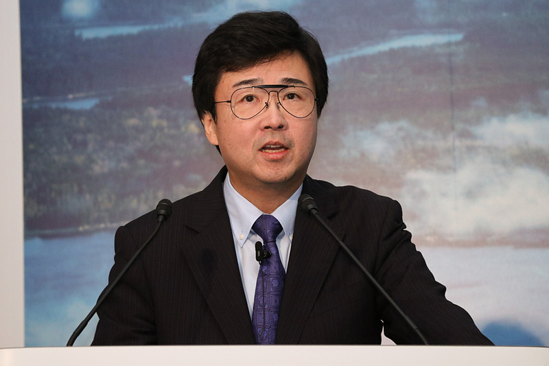 ホンダ エアクラフト カンパニー 代表取締役社長 藤野道格氏