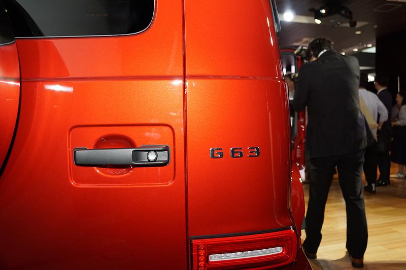 メルセデスAMG G 63