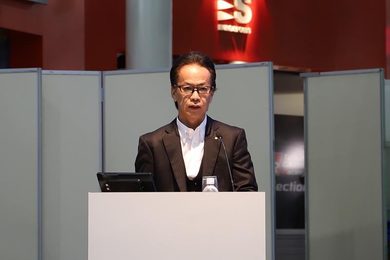 トヨタ自動車株式会社 副社長 友山茂樹氏