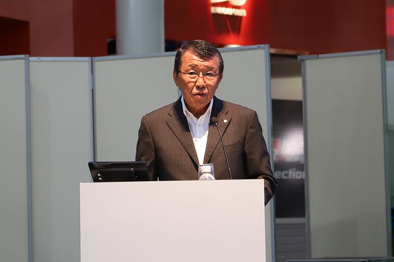 株式会社セブン-イレブン・ジャパン 代表取締役社長 古屋一樹氏