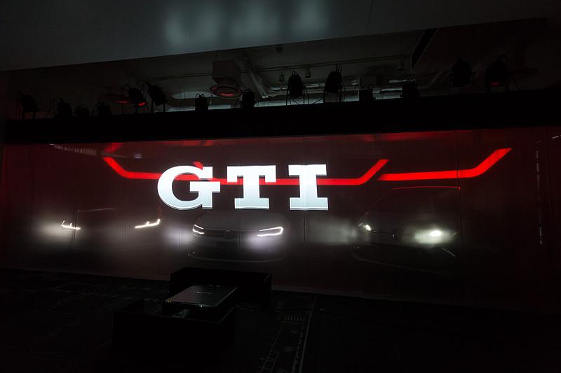 GTIシリーズ3モデルのアンベール