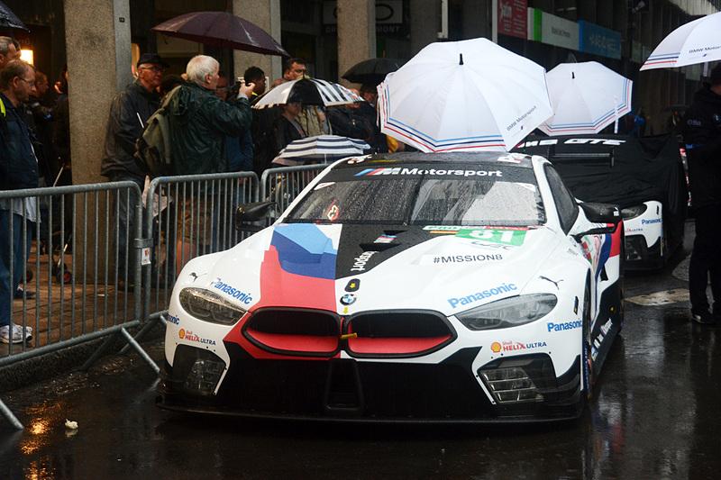 LMGTE-Proクラス 81号車のBMW M8 GTE(BMW TEAM MTEK)