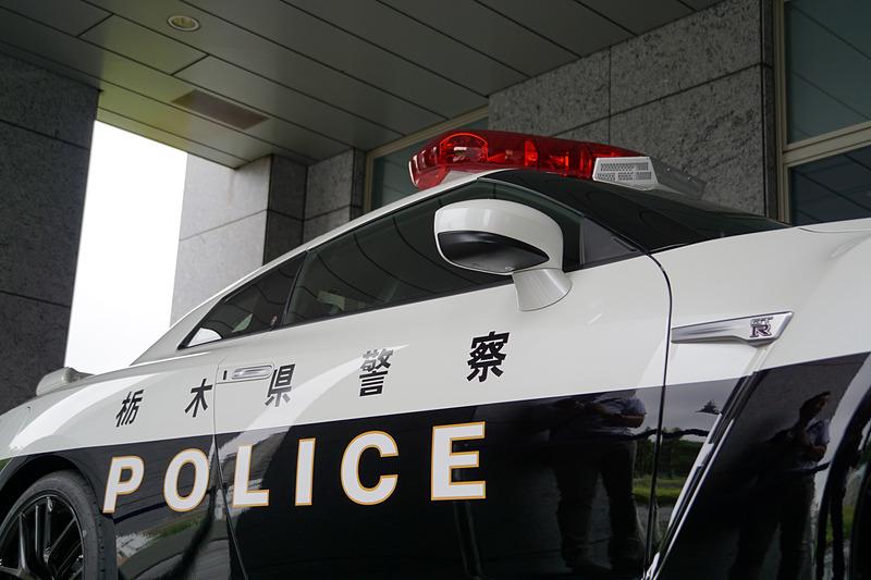 日産GT-Rパトカー