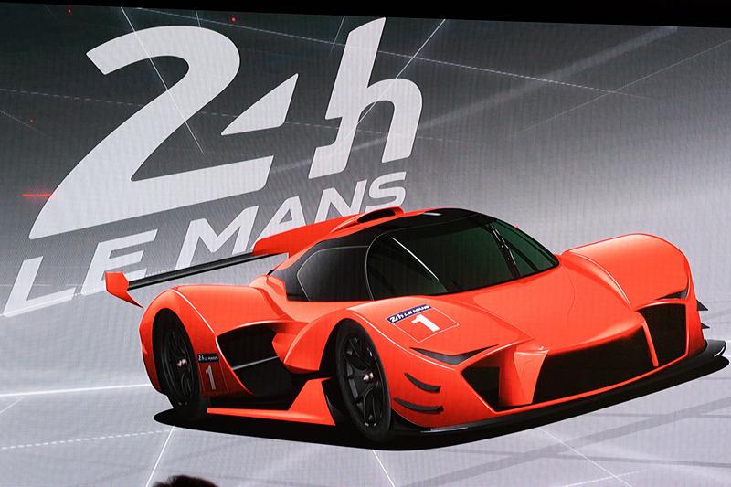2020年規定Hyper Car GT Prototype。コストは現行の1/4になり、より多くのチームが参加しやすいものになる