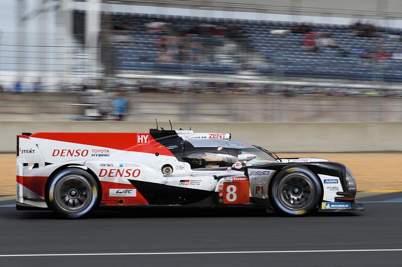 トヨタ、ル・マン24時間レース初優勝。ブエミ/アロンソ/中嶋組の8号車 トヨタ TS050-HYBRIDが総合優勝