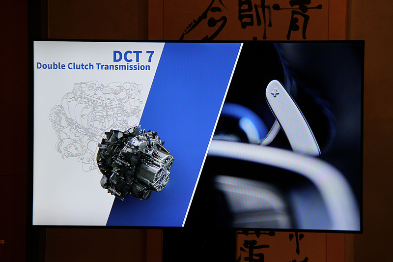 ゲトラグ製の7速DCT