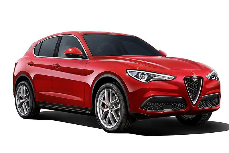 アルファ ロメオ初の新型SUV「ステルヴィオ」