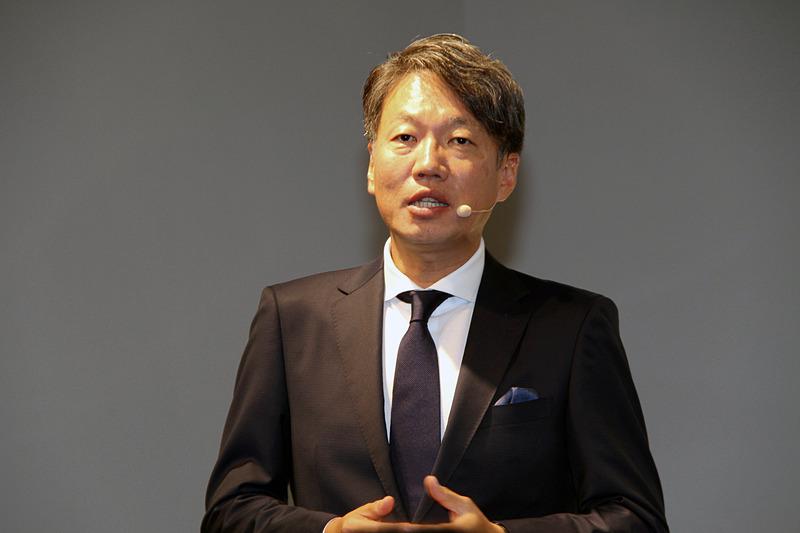 メルセデス・ベンツ日本株式会社 代表取締役社長 上野金太郎氏
