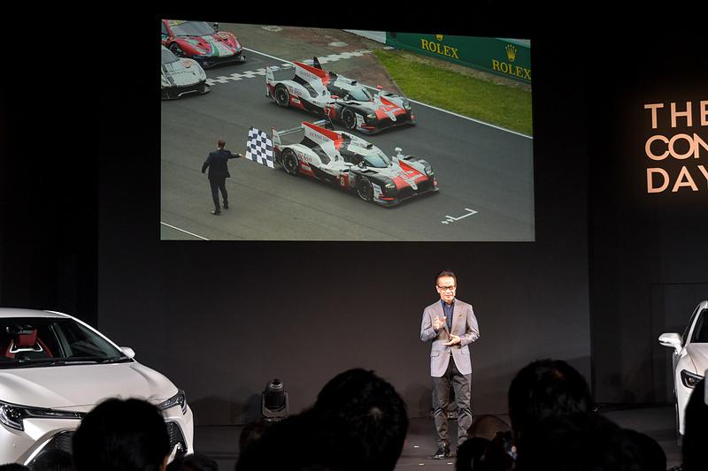 「ル・マン24時間レース 2018」ではトヨタが初優勝