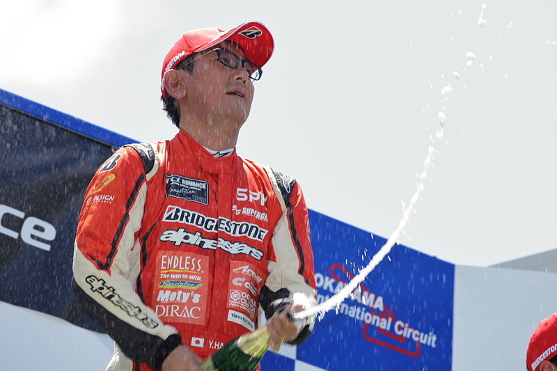 次に繋がりそうだと思える岡山での優勝。次戦の富士(7月21日~22日)も頑張ります!