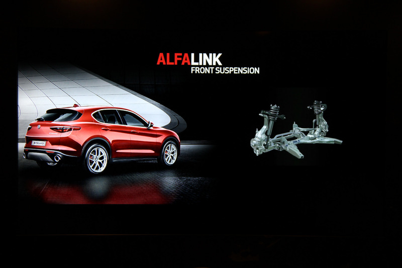 ALFA LINK(アルファ・リンク)サスペンション