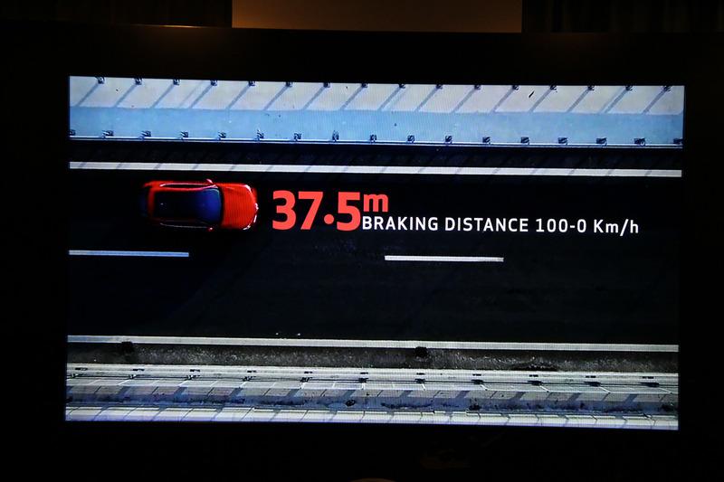 100-0km/hの制動距離は37.5m