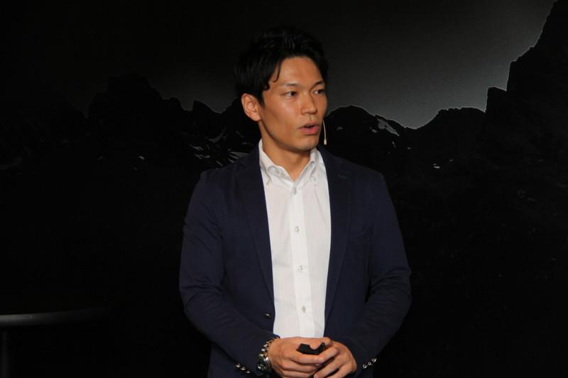 FCA ジャパン株式会社 マーケティング本部 プロダクトマネージャーの平野智氏