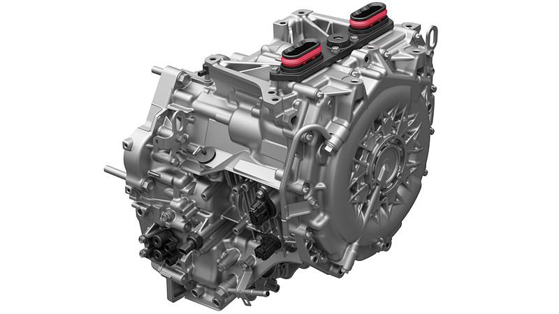 最高出力135kW(184PS)/5000-6000rpm、最大トルク315N・m(32.1kgf・m)/0-2000rpmを発生するモーター/トランスミッション