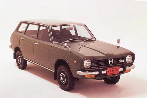 「レオーネ 4WD エステートバン」