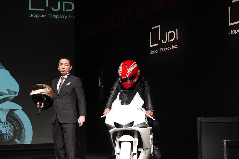 スマートヘルメット「XHD-01」(開発コードネーム:スパルタ)を公開