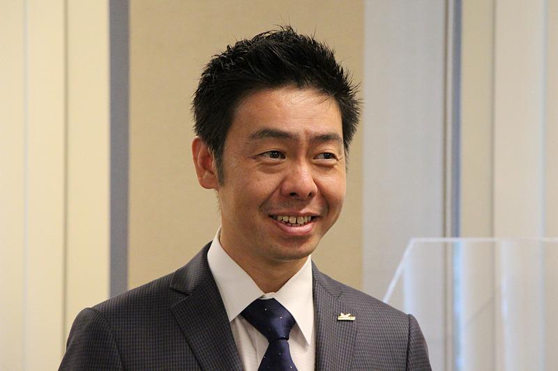 日本ミシュランタイヤ株式会社 タイヤ性能研究部 性能研究実験 エンジニア 齊藤由典氏