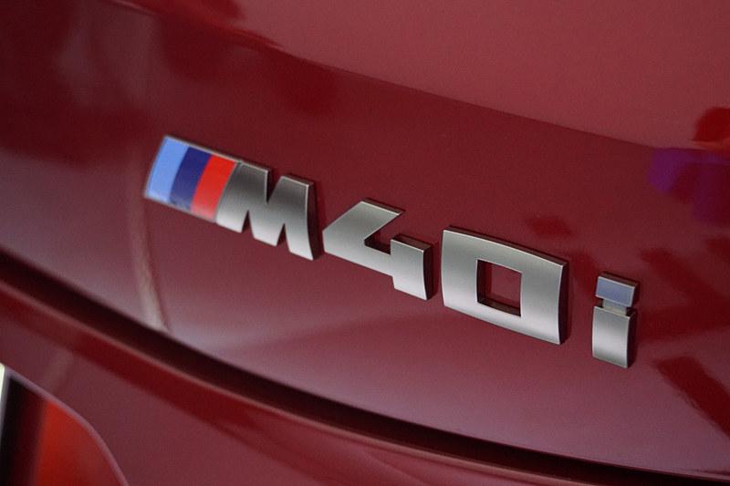 「X4 M40i」は、最高出力265kW(360PS)/5500rpm、最大トルク500Nm/1520-4800rpmを発生する直列6気筒 3.0リッターターボエンジンを搭載