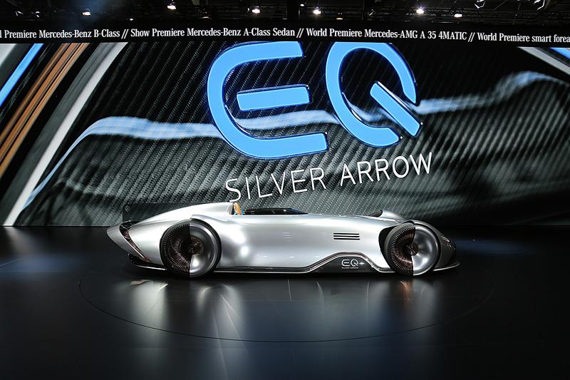 Vision EQ シルバーアロー