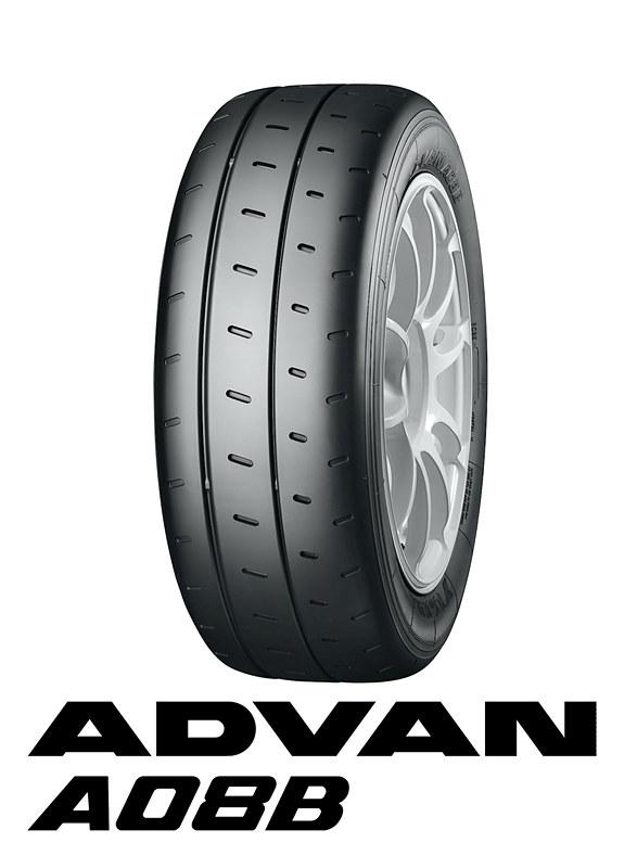 「ADVAN A08B」に245/40 R18 97Wの1サイズを追加