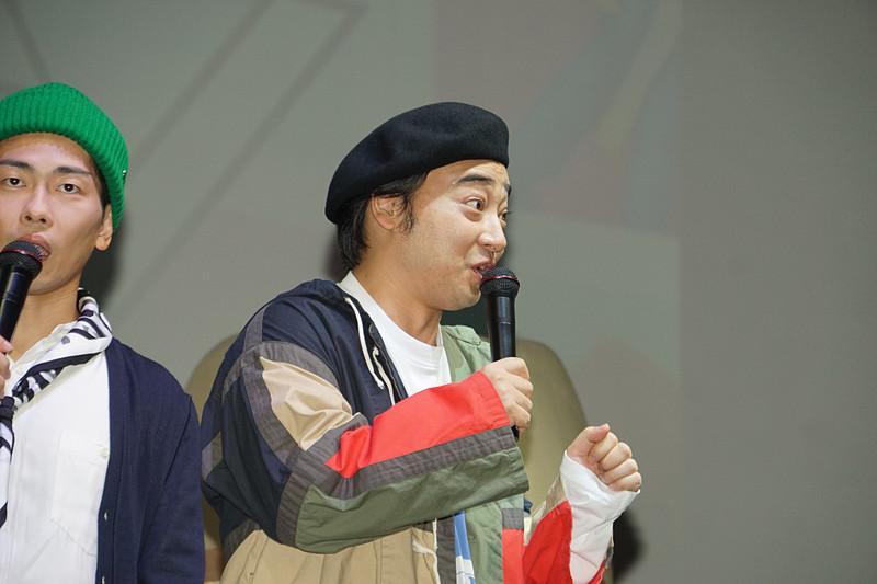 ジングルポケットの斉藤慎二さん