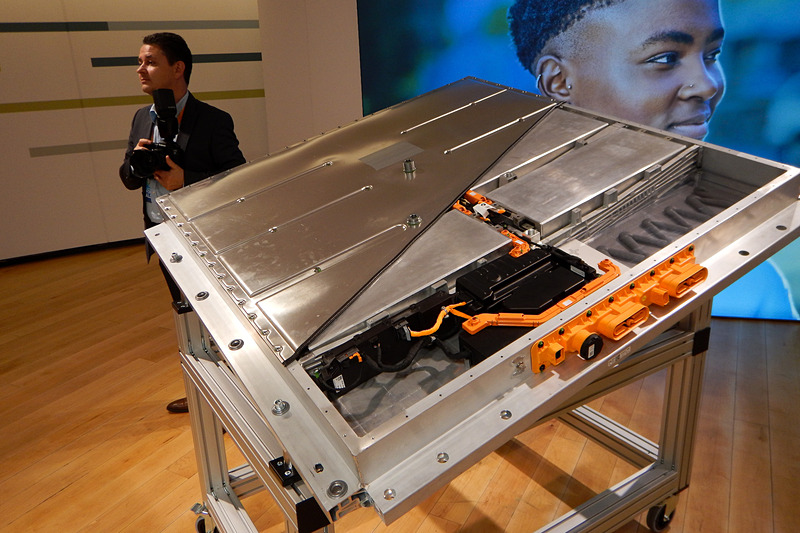 MEBで採用するバッテリーシステム