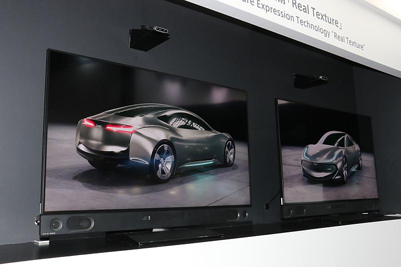 車両が持つボディの質感や陰影の出方などを実車さながらに確認できる「Real Texture」