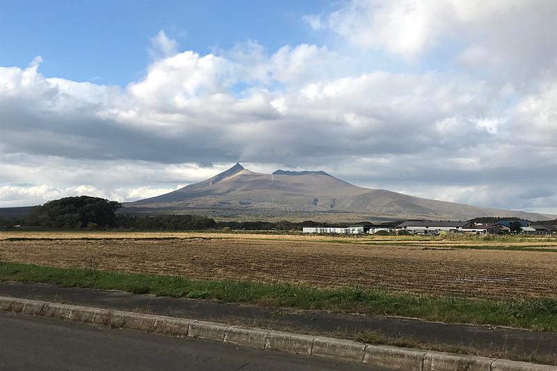 活火山でもある蝦夷駒ヶ岳